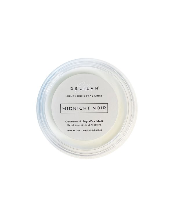 Midnight Noir Wax Melt