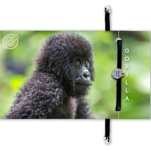 B-O-L-D Gorilla Bracelet