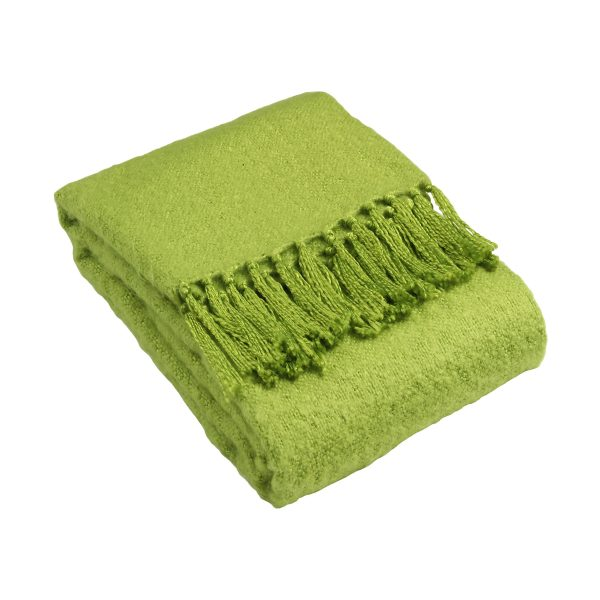 Chiltern Lime Throw